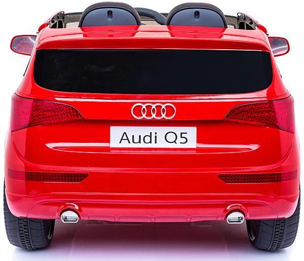 Audi Q5 Quattro SUV (Rot
