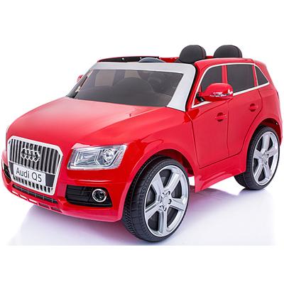 Audi Q5 Quattro Suv Rot