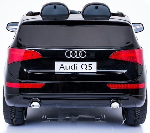Audi Q5 Quattro SUV (Schwarz