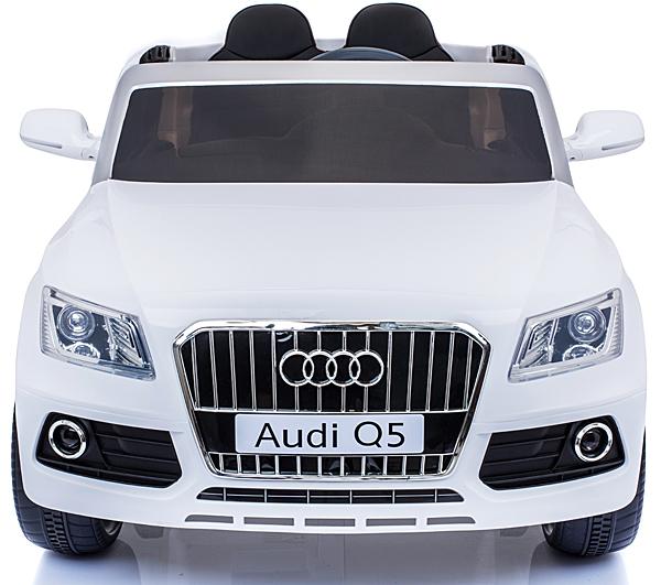 Audi Q5 Quattro SUV (Weiss