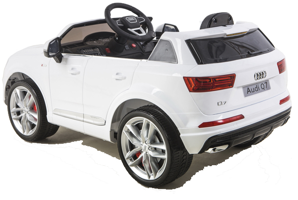 audi q7 quattro kinderauto kinderfahrzeug kinder. Black Bedroom Furniture Sets. Home Design Ideas