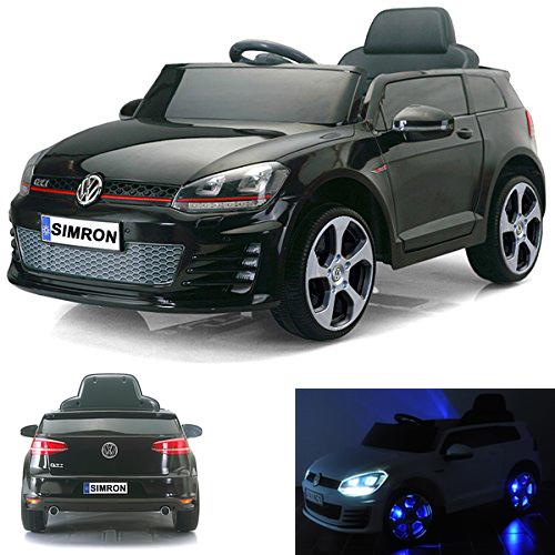 vw golf gti kinderauto kinderfahrzeug kinder elektroauto. Black Bedroom Furniture Sets. Home Design Ideas