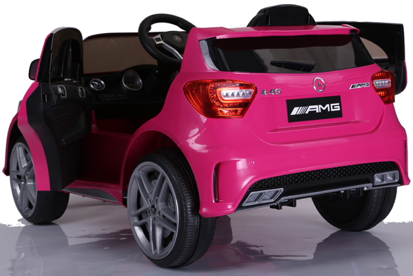 mercedes a45 amg kinderauto kinderfahrzeug kinder. Black Bedroom Furniture Sets. Home Design Ideas