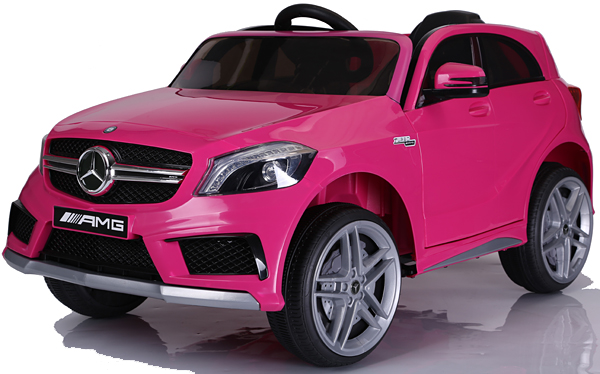 mercedes a45 amg v hicule auto enfants voiture lectrique enfants ebay. Black Bedroom Furniture Sets. Home Design Ideas