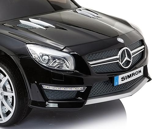 Mercedes sl63 amg v hicule voiture lectrique enfant for Mercedes benz complaint department