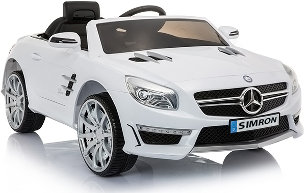 mercedes benz amg sl63 kinderauto kinderfahrzeug kinder. Black Bedroom Furniture Sets. Home Design Ideas